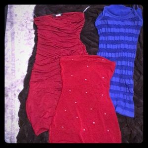 Dresses & Skirts - Dress lot